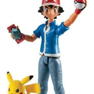 Pokémon Toimintahahmo D1 Ash & Pikachu