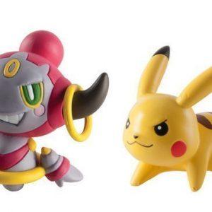 Pokémon Toimintahahmo D3 Pikachu VS Hoopa