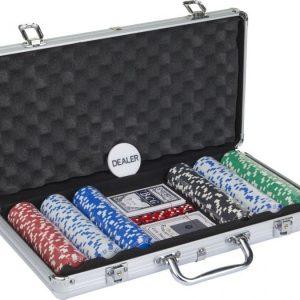 Pokerisetti 300 merkkiä