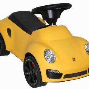 Porsche 911 Potkutteluauto Keltainen