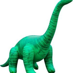 Puhallettava Brachiosaurus 71 cm