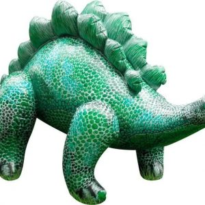 Puhallettava Stegosaurus 117 cm