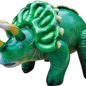 Puhallettava Triceratops 109 cm