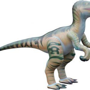 Puhallettava Velociraptor 130 cm