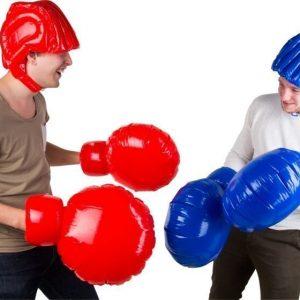 Puhallettavat nyrkkeilyhanskat