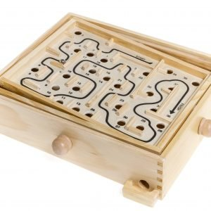 Puinen Labyrintti