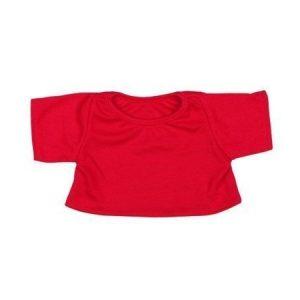 Punainen T-paita 40 cm