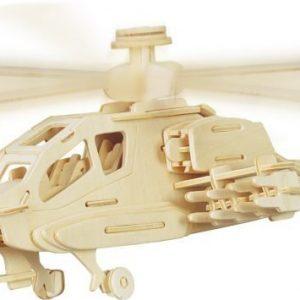 Puupalapeli Helikopteri