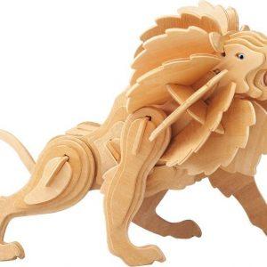 Puupalapeli Leijona