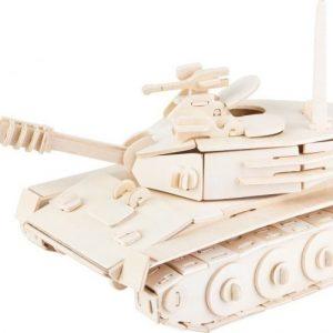 Puupalapeli Panssarivaunu