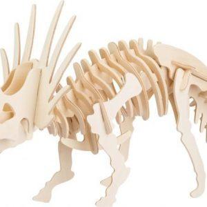 Puupalapeli Styracosaurus