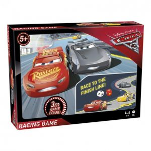 Racing Game Cars Lautapeli
