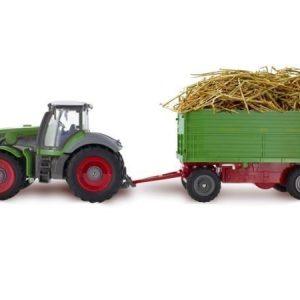 Radio-ohjattava traktori
