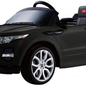 Range Rover Evoque Sähköauto Musta