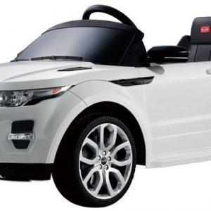 Range Rover Evoque Sähköauto Valkoinen