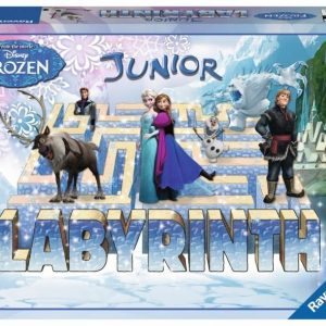 Ravensburger Lastenpeli Junior Labyrinth Frozen