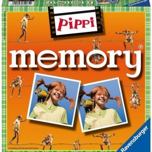 Ravensburger Memory Peppi Pitkätossu