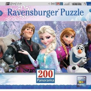 Ravensburger Palapeli Disney Frozen Friends 200 palaa