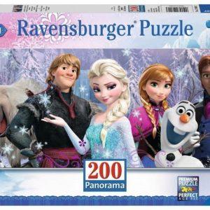 Ravensburger Palapeli Disney Frozen Friends 200 palaa
