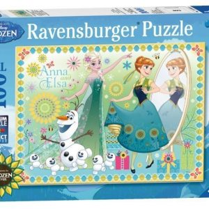 Ravensburger Palapeli Disney Frozen Frozen Fever 100 palaa