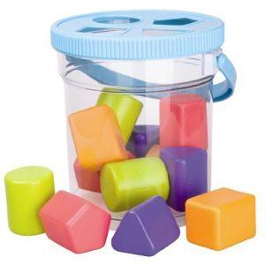 Redbox Aktiviteettilelu Palikkalaatikko