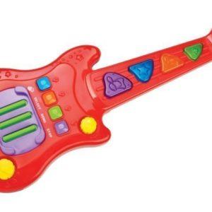 Redbox Elektroninen kitara Punainen