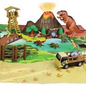 Redbox Iso dinosauruspuisto Paristokäyttöinen