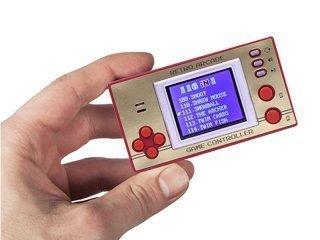 Retrogames LCD -näyttö