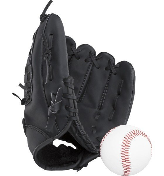 Revolution Base Glove/Ball baseball-setti