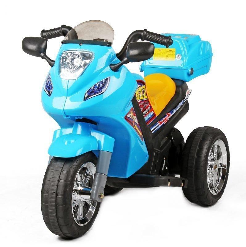 Sähkömoottoripyörä Off road Sininen
