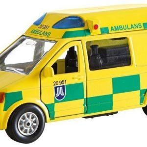 SWE Ambulanssi äänellä & valolla