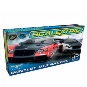Scalextric Bentley Gt3 Racers Set 1:32