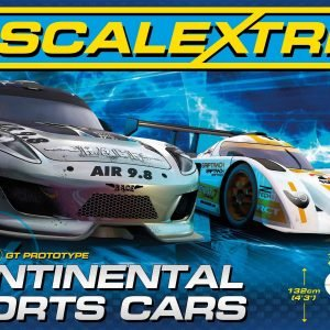 Scalextric Continental Sports Cars Autorata