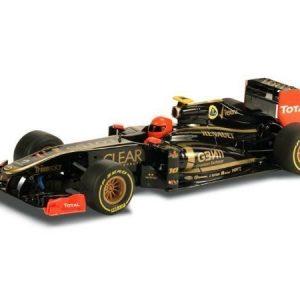Scalextric Lotus-Renault Räikkönen
