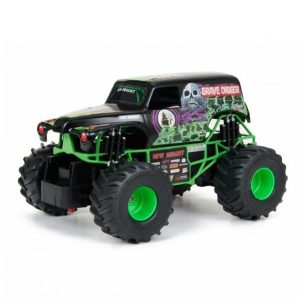 Scalextric Monster Jam 1:24 Grave Digger