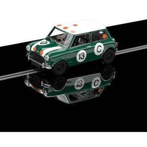 Scalextric Morris Mini