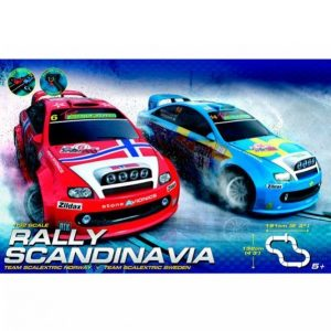 Scalextric Scandinavian Rally 1:32