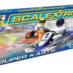 Scalextric Super Karts 484 Cm Autorata