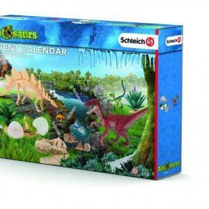 Schleich Joulukalenteri Dinosaurukset 2016