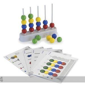 Sg Logiikkapeli+Laukku Miniland Abacus