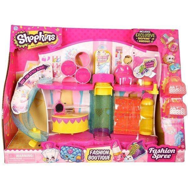 Shopkins Fashion Boutique Playset