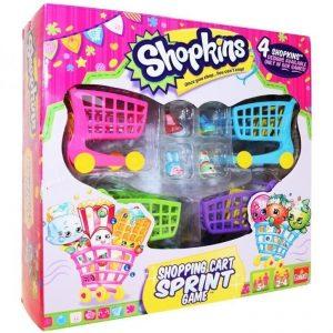 Shopkins Games Shopping Cart Sprint