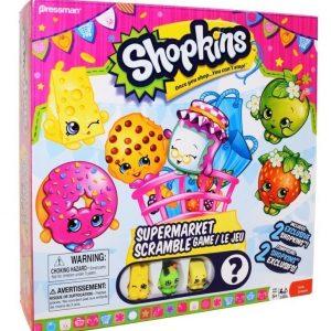 Shopkins Games Supermarket Scramble