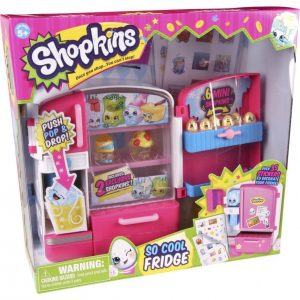 Shopkins Kausi 4 Jääkaappi