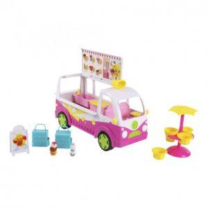 Shopkins Kausi 4 Jäätelöauto