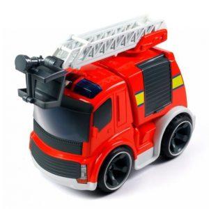 Silverlit Power In Fun Fire Truck
