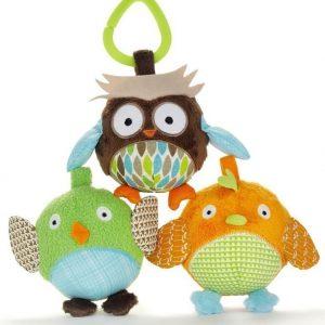 Skip Hop Treetop Friends Ball Trio