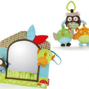 Skip Hop Treetop Friends Puuhapeili + Ball Trio Paketti
