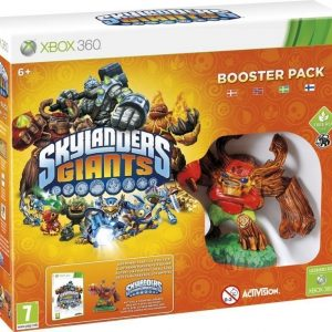 Skylanders Giants Booster Pack 360