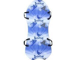 SnowZone pulkka Sininen